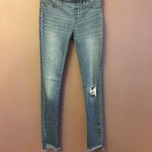 Abercrombie kids jeans leggings girls size 13/14